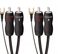 Audioquest Cougar Tonarmkabel RCA/ RCA bei Radio Körner kaufen