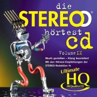 Inakustik Stereo Hörtest-Edition CD Vol.IX (UHQCD) bei Radio Körner kaufen